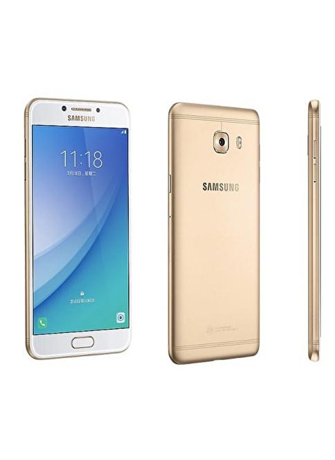 Samsung Samsung C5 Pro Cep Telefonu Altın